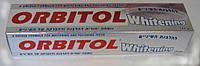 Зубна паста Sano Orbitol Whitening 145гр