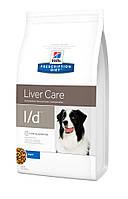 Hill's Prescription Diet Canine L/D / Липидоз печени, гепатоэнцефалопатия / 12kg