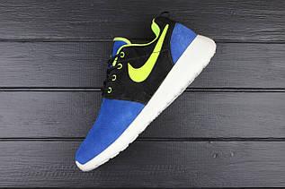 Кроссовки мужские Nike Roshe Run / RRM-0001 (Реплика)