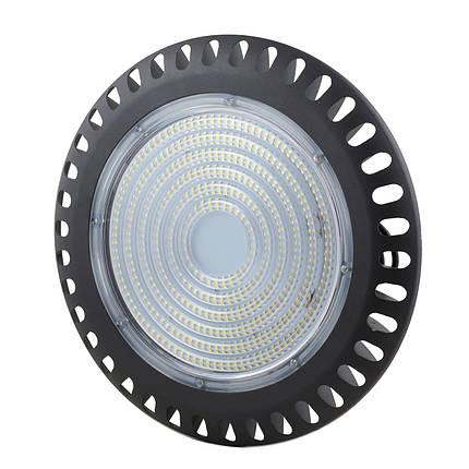 Светильник  светодиодный  LEDEX HB 50W, уличный (фонарь), 5000lm, 6000K IP65, фото 2