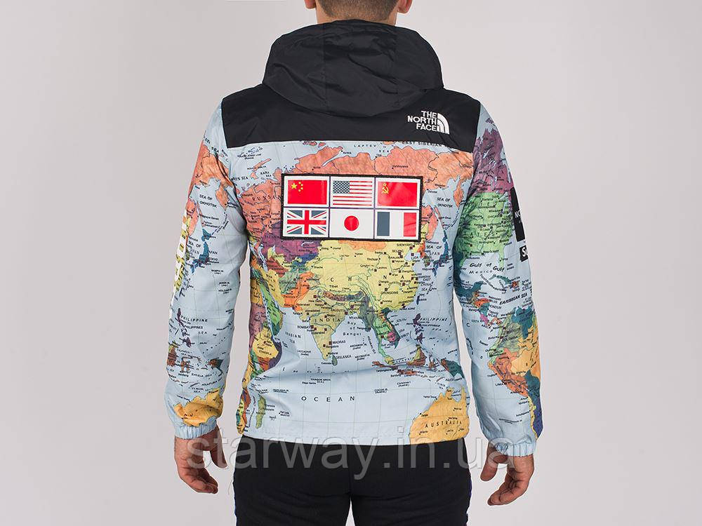 Reduced Years A8c04 Jacket North 270c3 Face Map The xBQWoerdC