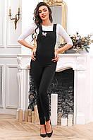 Модный женский длинный комбинезон с микимаусом 90272, фото 1