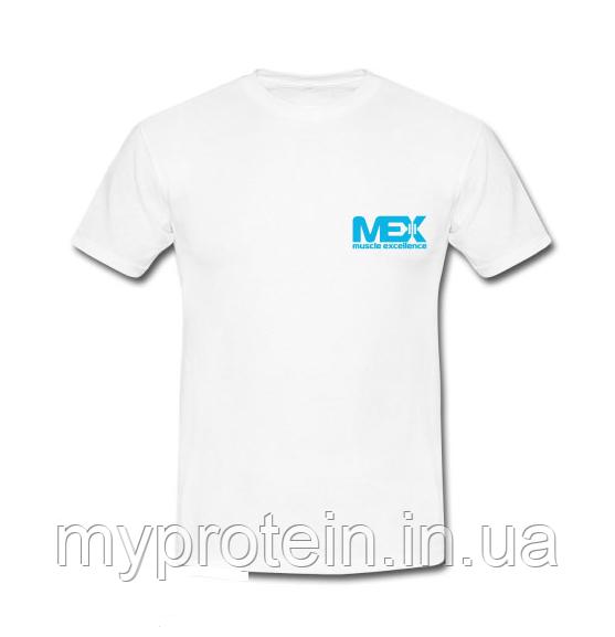 MEX Nutrition Футболка White T-Shirt (XL size)