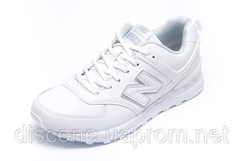 Новинка Кроссовки New Balance 574 мужские, белые, р. (нет на складе) 42b25f189a6