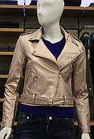 Куртка женская косуха, экокожа AFTF BASIC