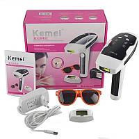 Фотоэпилятор KEMEI  для лица и тела со съёмными картриджами., фото 1