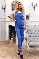 Модный женский длинный комбинезон с микимаусом 90272/1, фото 1