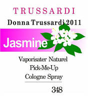 Парфюмерное масло «Donna Trussardi»