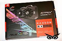 ASUS Radeon RX 560 Strix Gaming OC 4GB (ROG-STRIX-RX560-O4G-GAMING)