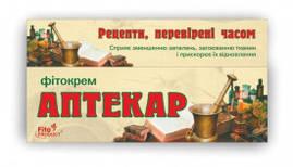 Фитокрем Аптекарь 30мл .Фитопродукт