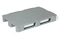 Полимерные паллеты H1 евростандарт1200 х 800