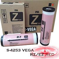 Краска для ризографа RZ/EZ RISO (красная)