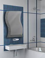 Зеркало для ванной комнаты 480х650 мм Ф312