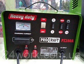 Пуско-зарядное устройство PROCRAFT PZ280A