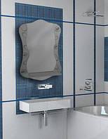 Зеркало для ванной комнаты 480х650 мм Ф314