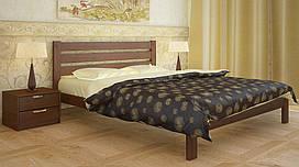 Деревянная кровать Джулия из ольхи (все размеры)