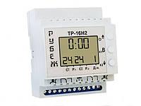 Терморегулятор ТР-16Н2, 2х16A, РУБЕЖ