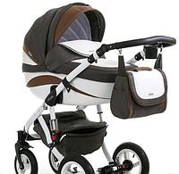 Детская универсальная коляска Adamex Barletta New B-9 (2 в1) купить оптом и в розницу в Одессе 7 км