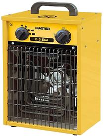 Електрична теплова гармата Master B 5 ECA трифазна 400 В