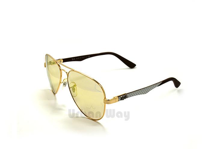75a9e3996a7c Мужские солнцезащитные очки Ray Ban, оправа Авиатор с зеркальными линзами -  Интернет - магазин