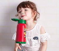 Детский термос 600мл + чехол, фото 8