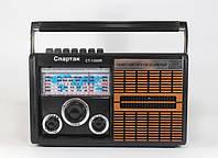 Портативный MP3 Спикер CT 1200 Радио  Новинка!