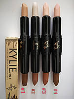 Консилер и бронзер Kylie stick 2 in 1  Новинка!