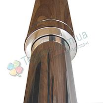 Стакан для дымохода 160 мм из нержавеющей стали «Версия Люкс», фото 2