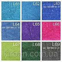 Набор ковриков в ванную комнату Лапша 60х90см Фиолетовый, фото 3