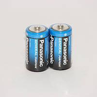 Батарейки Panasonic General Purpose C R14 1.5V 24шт Shrink