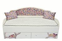 Кровать Тахта Домики