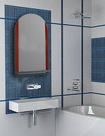 Зеркало для ванной комнаты 400х700 мм Ф328