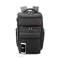 """Фирменный рюкзак для ноутбука 15,6"""" Тigernu T-B3242 черный, фото 1"""