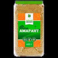 Семена амаранта, Natural Green, 400 г