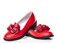 Детская обувь оптом. Детские туфли бренда Clibee - Apawwa (Y-Leo) для девочек (рр. с 31 по 36)