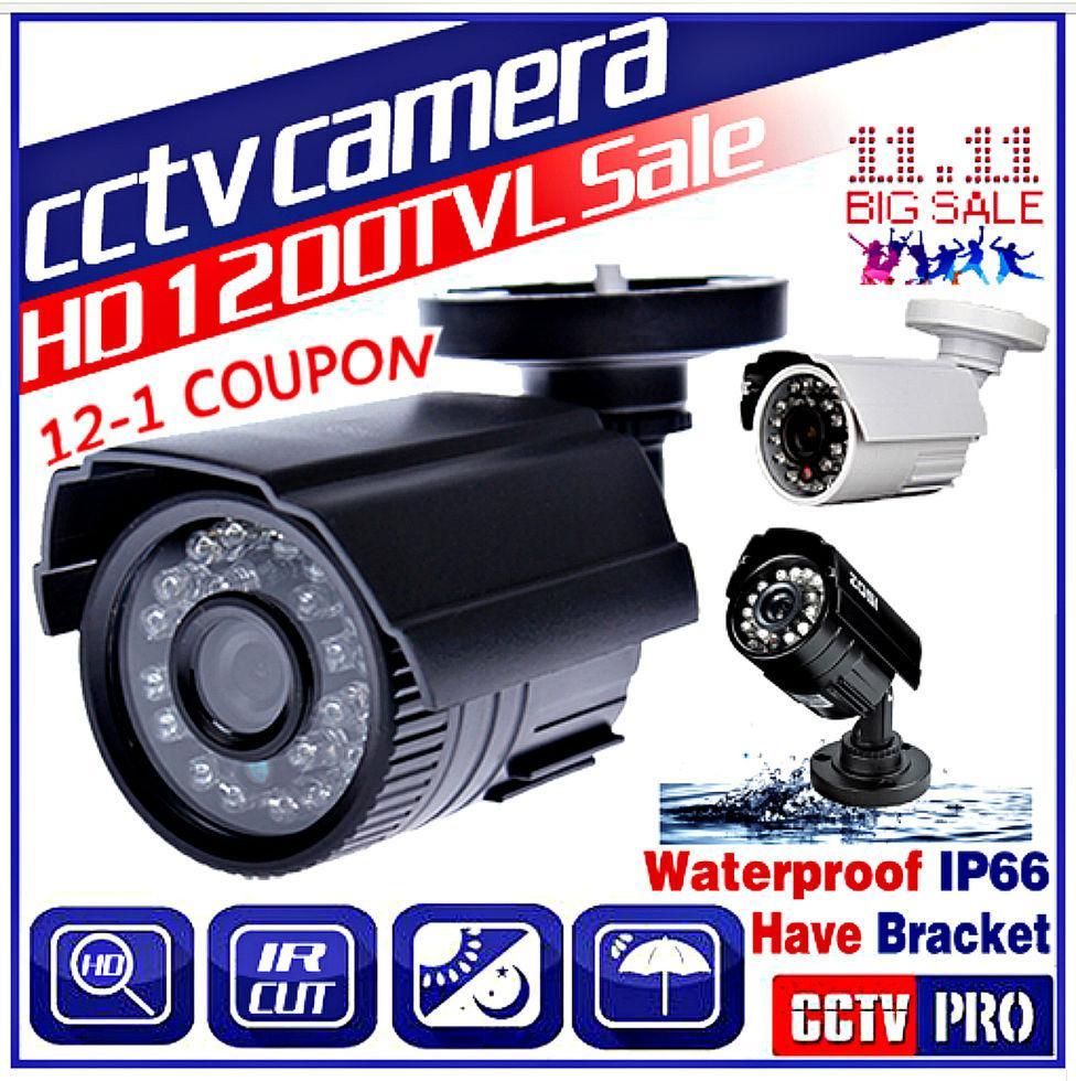 Водонепроницаемая камера видеонаблюдения.
