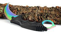 Нож модель Керамбит CS:GО Gradient (Градиент), фото 2