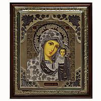 Казанская икона Богородицы (конгрев)