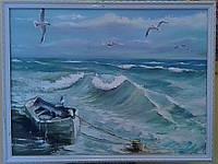Морской пейзаж. Кирилловка