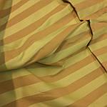 Гобилен горчичный отрез 5м цена отрез , ширина 150, для портьер и оббивки мебели , италия, шир полоски 3см, фото 3