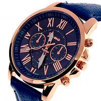 Geneva Женские часы Geneva Uno Blue