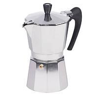 Гейзерная кофеварка GAT на 6 чашек (103406), фото 1