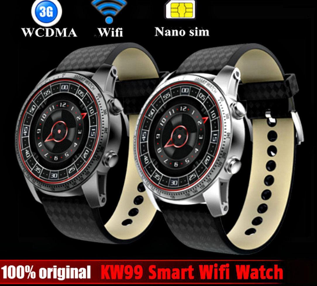 Smart Watch самые крутые умные часы kw99-(Оригинал).