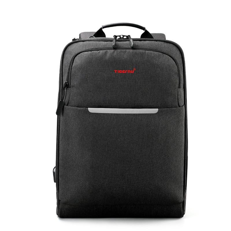 """Фирменный рюкзак для ноутбука 15,6"""" Тigernu  T-B3305 чёрный"""