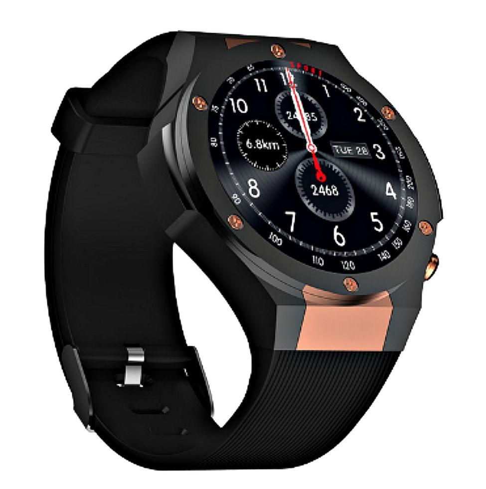 Стильные, умные часы-(MTK6580)
