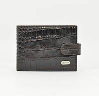Визитница, кредитница кожаная Desisan 114-19 коричневая на 20 карт с отделом для купюр, фото 1