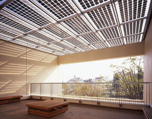 BIOPV органические солнечные панели