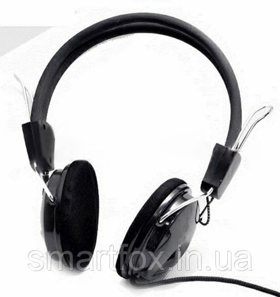 Наушники накладные с микрофоном Soyto SY808MV