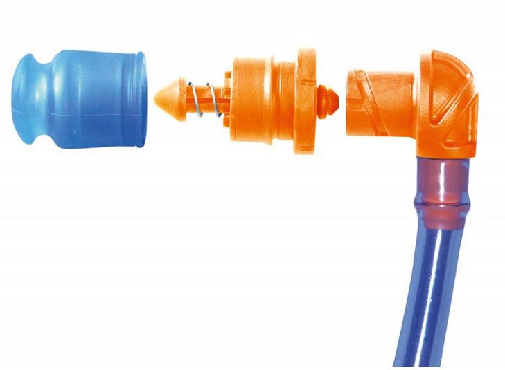Загубник для питьевой системы DEUTER STREAMER TUBE & HELIX VALVE