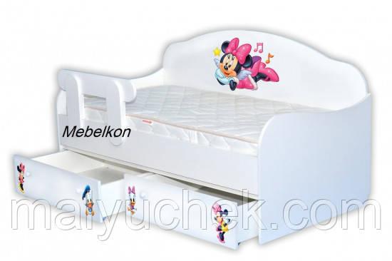 Кроватка диванчик Мики -Маус